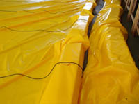 Reefing Line Turbidity Curtain Accessories