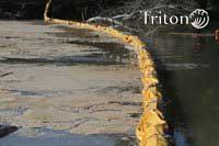 type 2 turbidity barrier